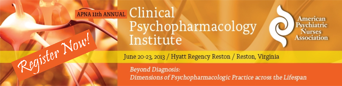 APNA 11th Annual Clinical Psychopharmacology Institute