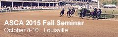 2015 Fall Seminar