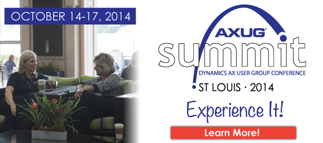 AXUG Summit 2014 St. Louis