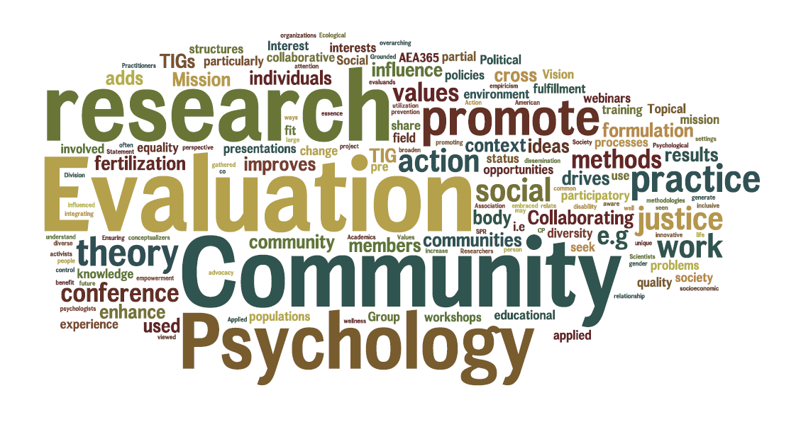 what community psychology