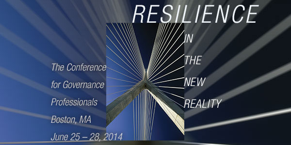 Resilience in the New Reality