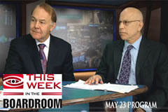 This Week in the Boardroom