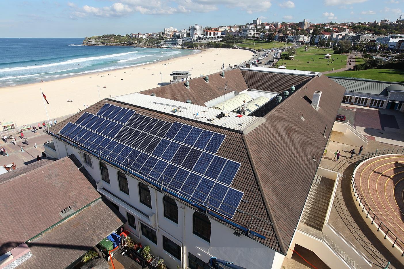 Bondi Stormwater Scheme Applauded At Clean Beach Awards Institute Of Public Works Engineering