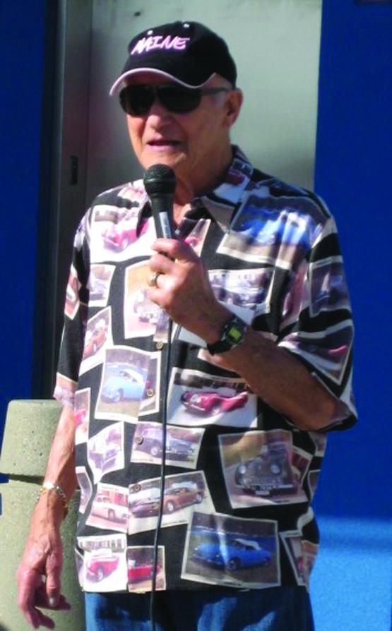 Herb Citrin, NPA Valet Olympics