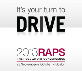 2013 RAPS: It's your turn to DRIVE