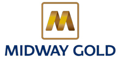 Midway Gold Corp company