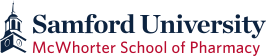 Samford McWhorter School of Pharmacy Logo