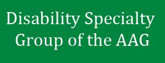 Disability Specialty Group