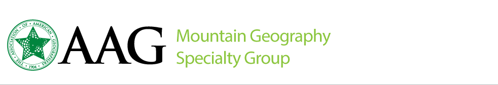 Mountain Geography Specialty Group