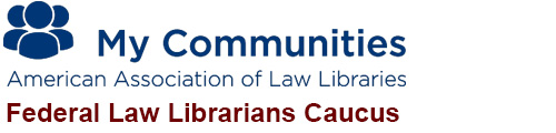 Federal Law Librarians Caucus