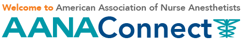 AANA Member Connect