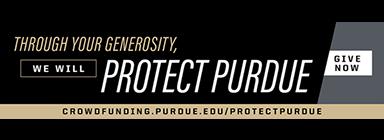 Protect Purdue initiative