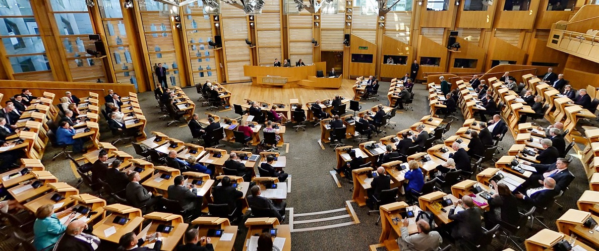 Scottish Parliament celebrates the role of credit unions in Scotland's communities