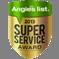 Angies List Super Server Award 2013