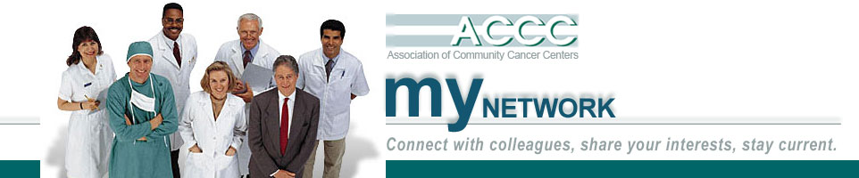 Association of Community Cancer Centers