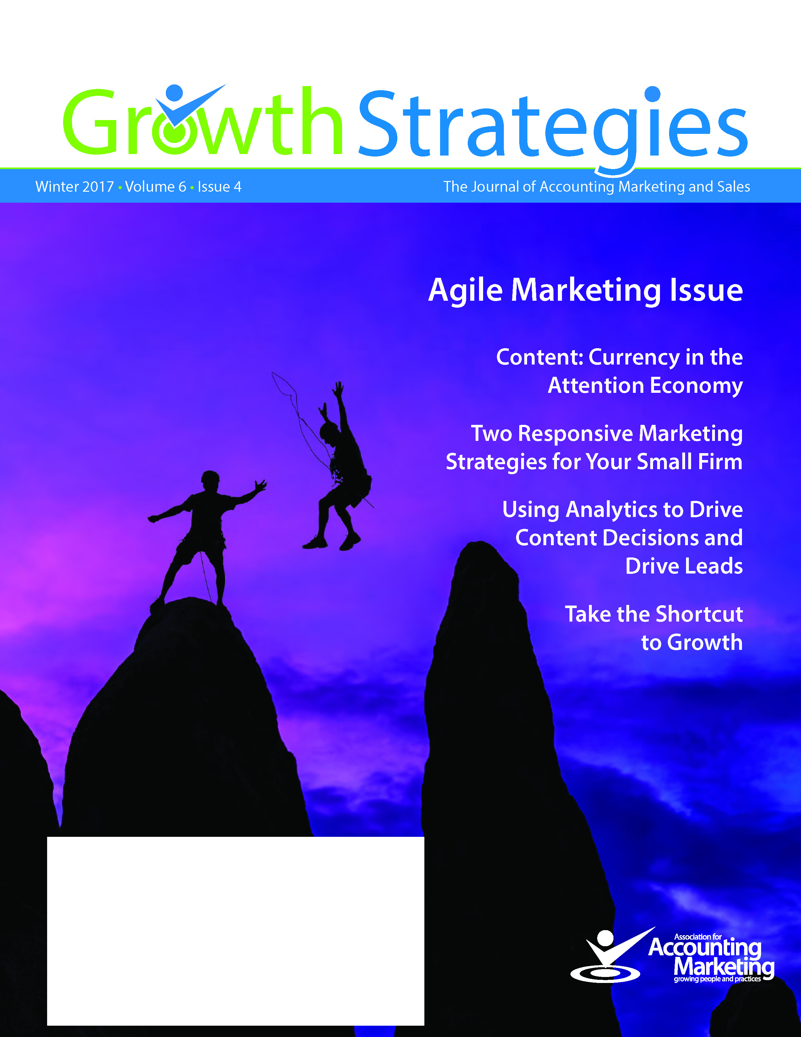 Engineering Marketing Strategies : Growth strategies archive publication subsciptions