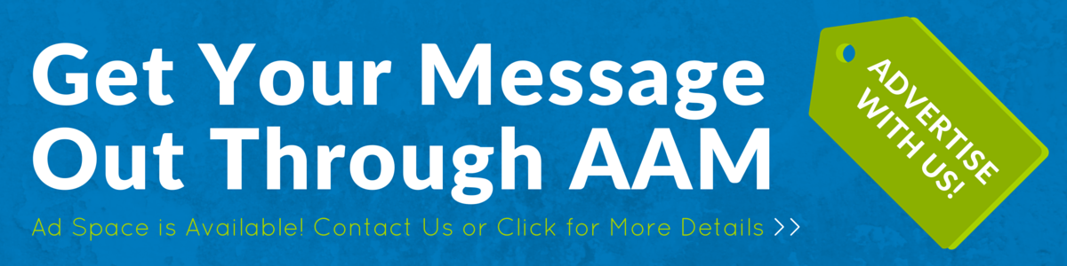 Advertise with AAM