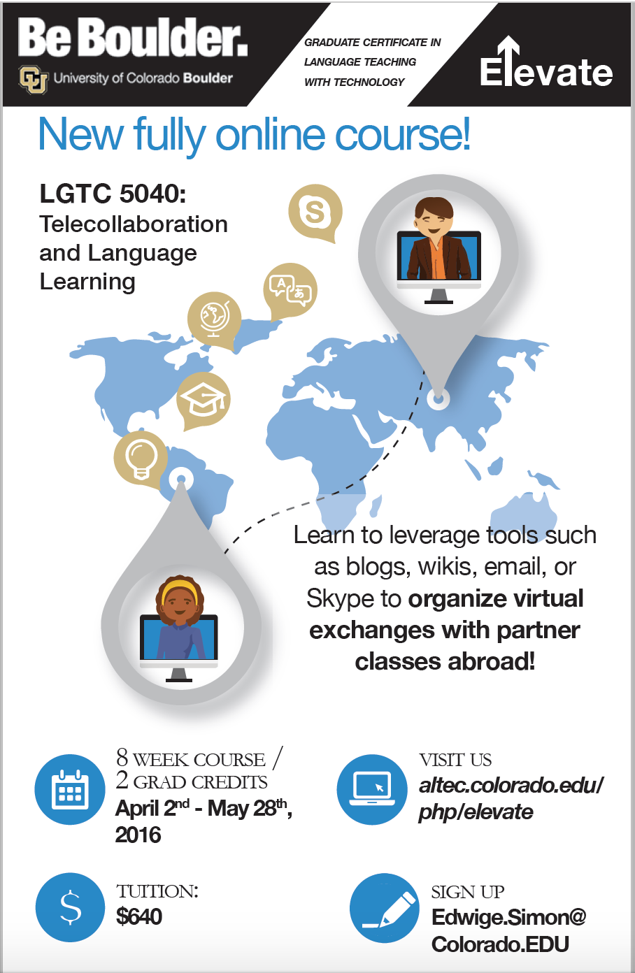 Learn About Telecollaboration American Council On The Teaching Of