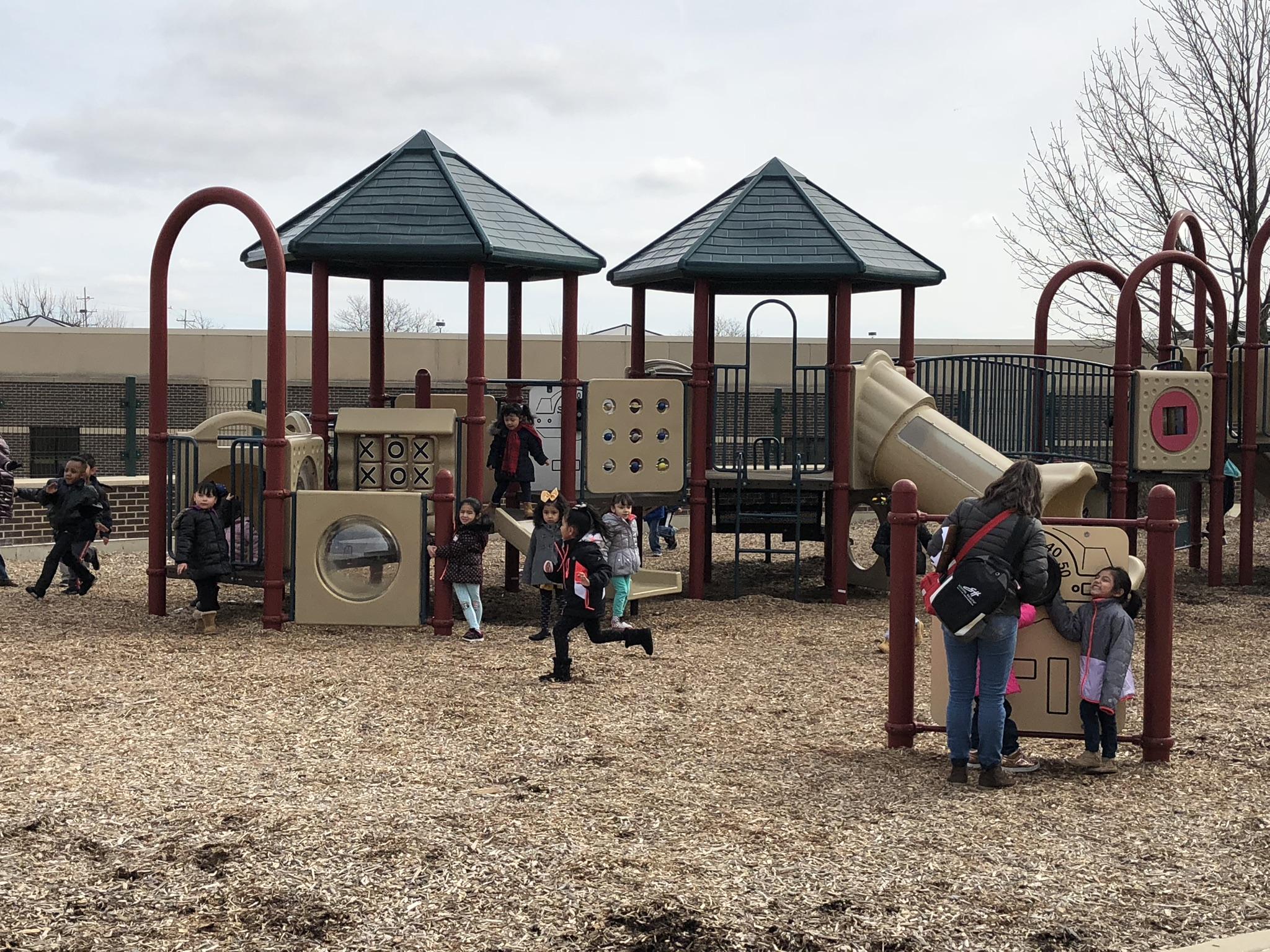 Chicago Heights Playground