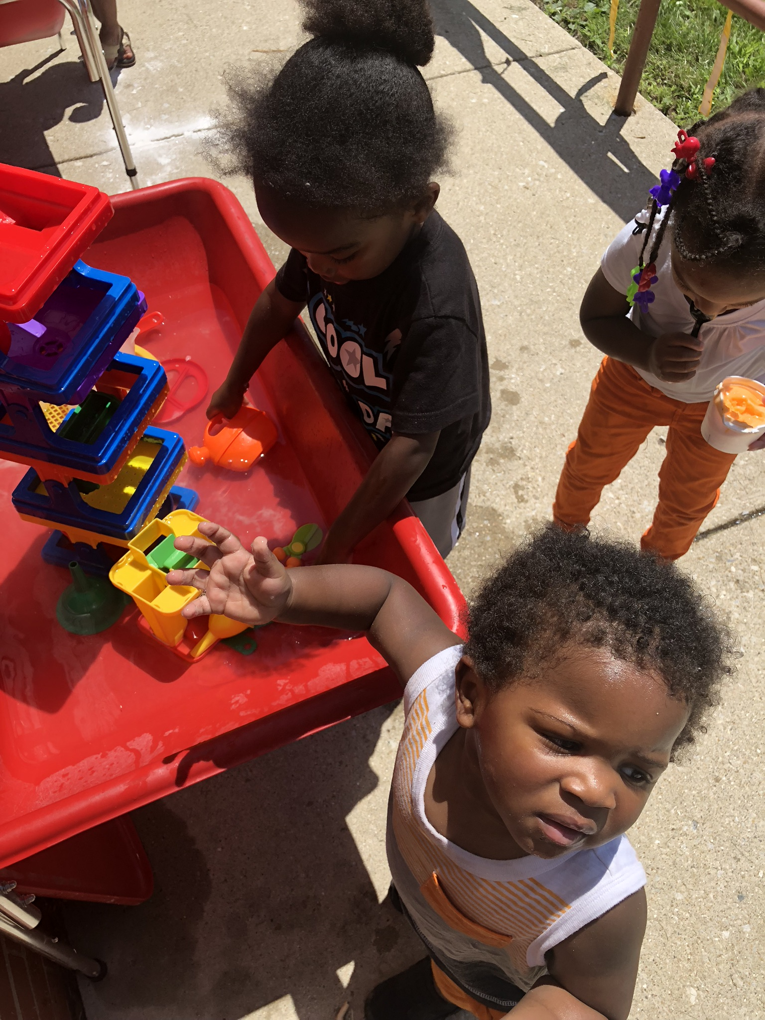 Ford Heights Water Table Activity