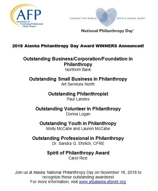 2018 Awardees