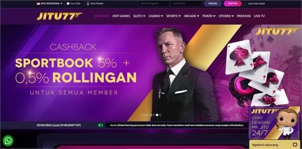 Situs Judi Slot Online Gacor Terbaru