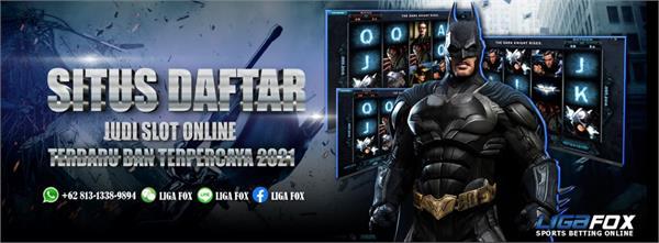 LIGAFOX merupakan situs daftar jjudi slot online terpercaya 2021 di Indonesia