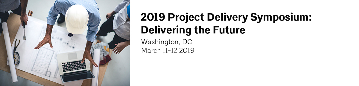 2019 Project Delivery Symposium