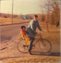 Early Days on Bike