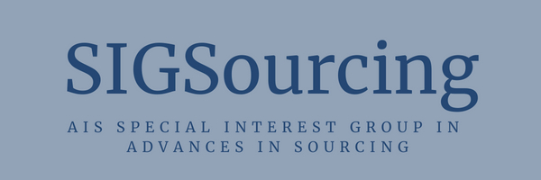SIG in Advances in Sourcing