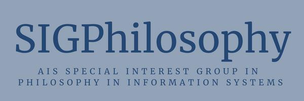 SIGPhilosophy