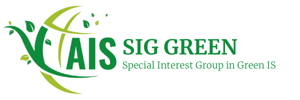 SIG Green - Special Interest Group on Green Information Systems