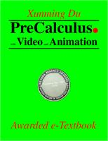 An awarded eBook with Video and Animation