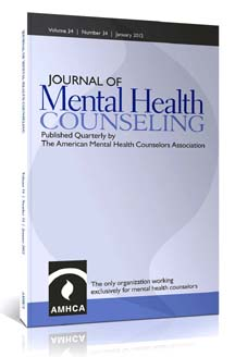 Journal Of Mental Health Counseling American Mental Health
