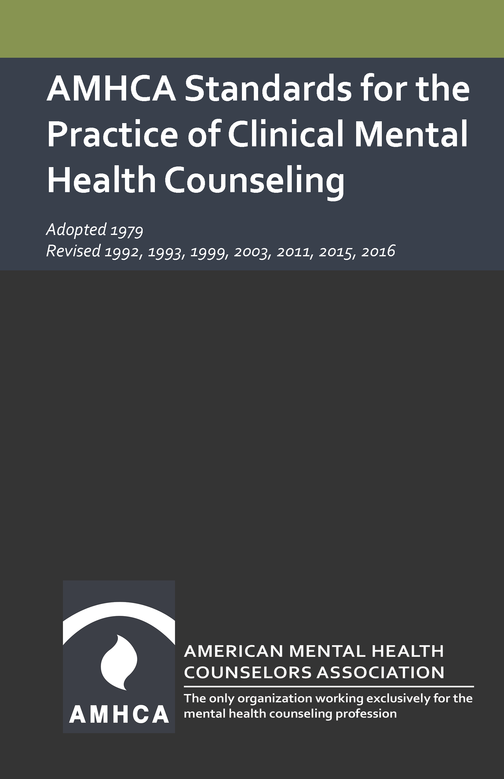 Public Resources American Mental Health Counselors Association