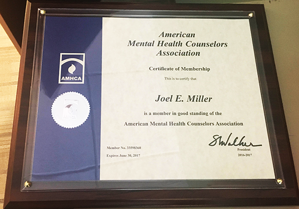 Online Store American Mental Health Counselors Association