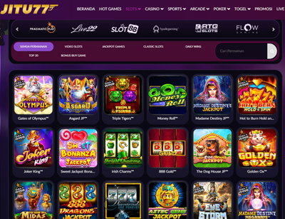 Keunggulan Bermain Game Slot Online