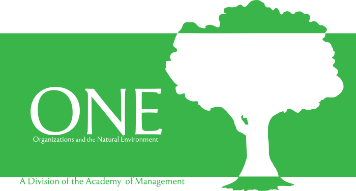 Organizations and the Natural Environment Division