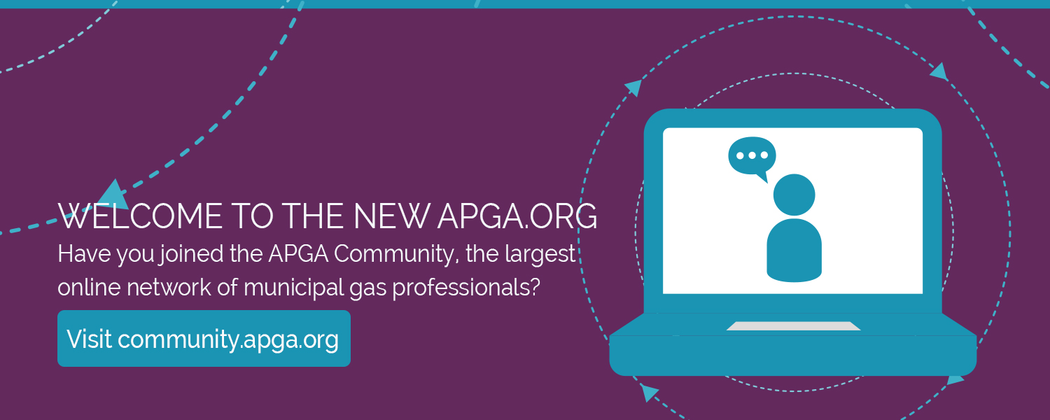 Join your peers on the APGA Community at community.apga.org