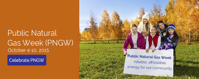 Public Natural Gas Week: Oct 4-10, 2015
