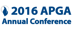 2016 APGA Annual Conference