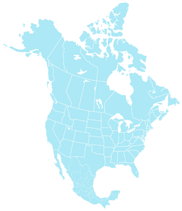 Image of North America