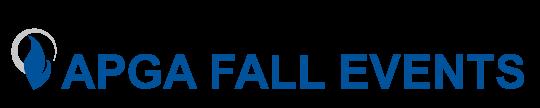 APGA Fall Event