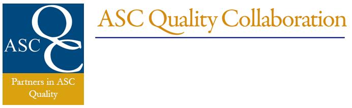 ASC Quality Collaboration