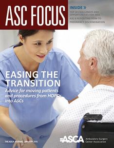 ASC Focus January 2015 Cover