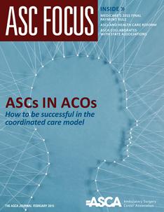 ASC Focus February 2015 Cover