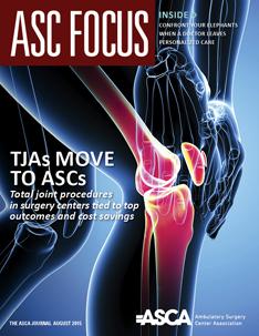 ASC Focus August 2015 Cover
