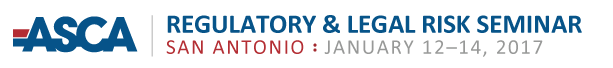 2017 Regulatory/Legal Risk