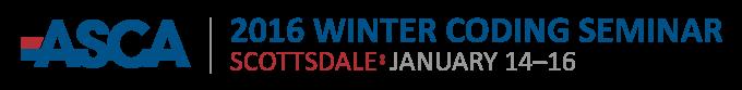 2016 Winter Coding Seminar