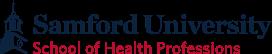 Samford School of Health Professions Logo